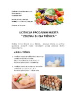"""Natječaj """"zelena i bijela"""" 02/219"""